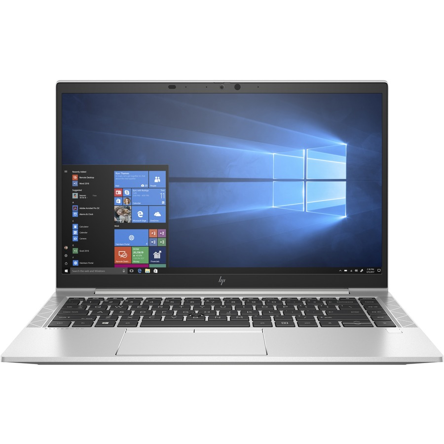 "HP EliteBook 840 G7 14"" Notebook - Full HD - 1920 x 1080 - Intel Core i7 (10th Gen) i7-10510U Quad-core (4 Core) 1.80 GHz - 16 GB RAM - 512 GB SSD"