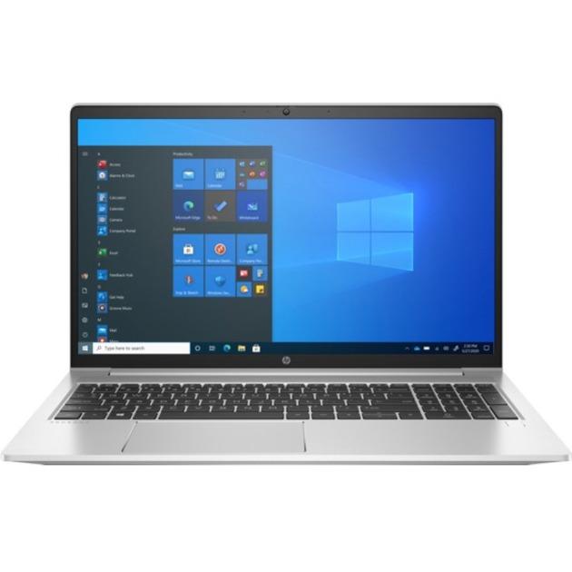 "HP ProBook 450 G8 15.6"" Touchscreen Notebook - Full HD - 1920 x 1080 - Intel Core i5 11th Gen i5-1135G7 Quad-core (4 Core) - 8 GB RAM - 256 GB SSD"