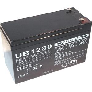 eReplacements Compatible UPS Battery Replaces APC UB1280, GT12080-HG, Unison UB1280
