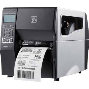 Zebra ZT230 Industrial Direct Thermal Printer - Monochrome - Label Print - Ethernet - USB - Serial