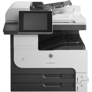 HP LaserJet M725DN Laser Multifunction Printer - Monochrome