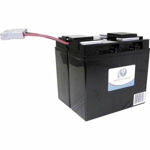 eReplacements Compatible SLA Battery Replaces APC SLA7, APC RBC7, for use in APC Back-UPS Pro 1400, 1400X116, BP1400, BP1400X116, APC Smart-UPS 1000 XL, 1250, 1400, 1500, 700XL, 750XL, SMT1500, SU1000XL, SU1250, SU1400, SU700XL, SUA1000XL, SUA1500, SUA750XL, SUVS1400, Dell SMART-UPS 1500VA, DLA1500