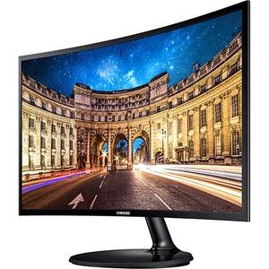 "Samsung C24F390FHN 23.5"" Full HD Curved Screen LED LCD Monitor - 16:9 - High Glossy Black"