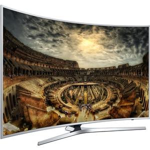 "Samsung 890 HG65NE890WF 65"" Curved Screen Smart LED-LCD TV - 4K UHDTV"