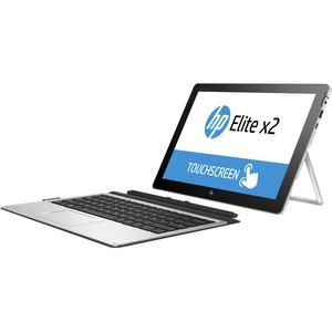 """HP Elite x2 1012 G2 HSPA, LTE, DC-HSPA+, EDGE, GPRS 12.3"""" Touchscreen 2 in 1 Notebook - 2736 x 1824 - Intel Core i5 7th Gen i5-7200U Dual-core (2 Core) 2.50 GHz - 8 GB RAM - 256 GB SSD - Silver"""