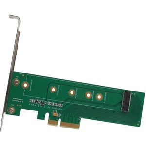 IO Crest M.2 PCI-e To PCI-e 3.0 x4 Card (M-Key or B+M key)