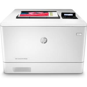 HP LaserJet Pro M454dn Desktop Laser Printer - Color