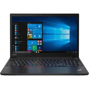 "Lenovo ThinkPad E15 20RD005HUS 15.6"" Notebook - 1920 x 1080 - Intel Core i5 10th Gen i5-10210U Quad-core (4 Core) 1.60 GHz - 8 GB RAM - 256 GB SSD - Black"