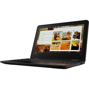 "Lenovo ThinkPad 11e 5th Gen 20LQS04200 11.6"" Netbook - HD - 1366 x 768 - Intel Celeron N4120 Quad-core (4 Core) 1.10 GHz - 4 GB RAM - 128 GB SSD - Black"