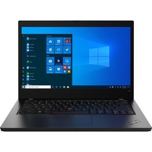 """Lenovo ThinkPad L14 Gen1 20U10028US 14"""" Notebook - Full HD - 1920 x 1080 - Intel Core i5 (10th Gen) i5-10210U Quad-core (4 Core) 1.60 GHz - 8 GB RAM - 256 GB SSD - Black"""