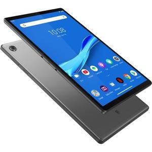 "Lenovo Tab M10 FHD Plus (2nd Gen) TB-X606F ZA5T0285US Tablet - 10.3"" Full HD - Cortex A53 Octa-core (8 Core) 2.30 GHz - 2 GB RAM - 32 GB Storage - Android 9.0 Pie - Platinum Gray"