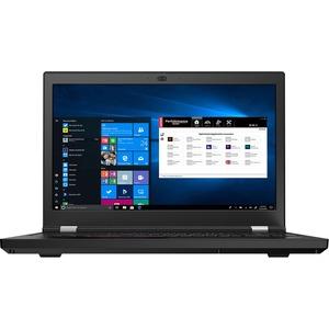 "Lenovo ThinkPad P15 Gen 1 20ST003XUS 15.6"" Mobile Workstation - Full HD - 1920 x 1080 - Intel Core i7 (10th Gen) i7-10750H Hexa-core (6 Core) 2.60 GHz - 16 GB RAM - 512 GB SSD - Glossy Black"