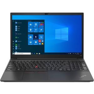 "Lenovo ThinkPad E15 G2 20TD003KUS 15.6"" Notebook - Full HD - 1920 x 1080 - Intel Core i5 i5-1135G7 Quad-core (4 Core) 2.40 GHz - 8 GB RAM - 256 GB SSD - Glossy Black"