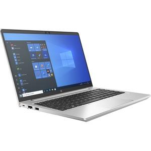 "HP ProBook 445 G8 14"" Notebook - Full HD - 1920 x 1080 - AMD Ryzen 7 5800U Octa-core (8 Core) 1.90 GHz - 16 GB RAM - 512 GB SSD - Pike Silver Aluminum"