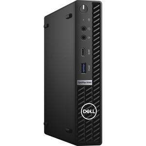 Dell OptiPlex 5000 5090 Desktop Computer - Intel Core i5 11th Gen i5-11500T Hexa-core (6 Core) 1.50 GHz - 8 GB RAM DDR4 SDRAM - 256 GB M.2 PCI Express NVMe 3.0 x4 SSD - Micro PC