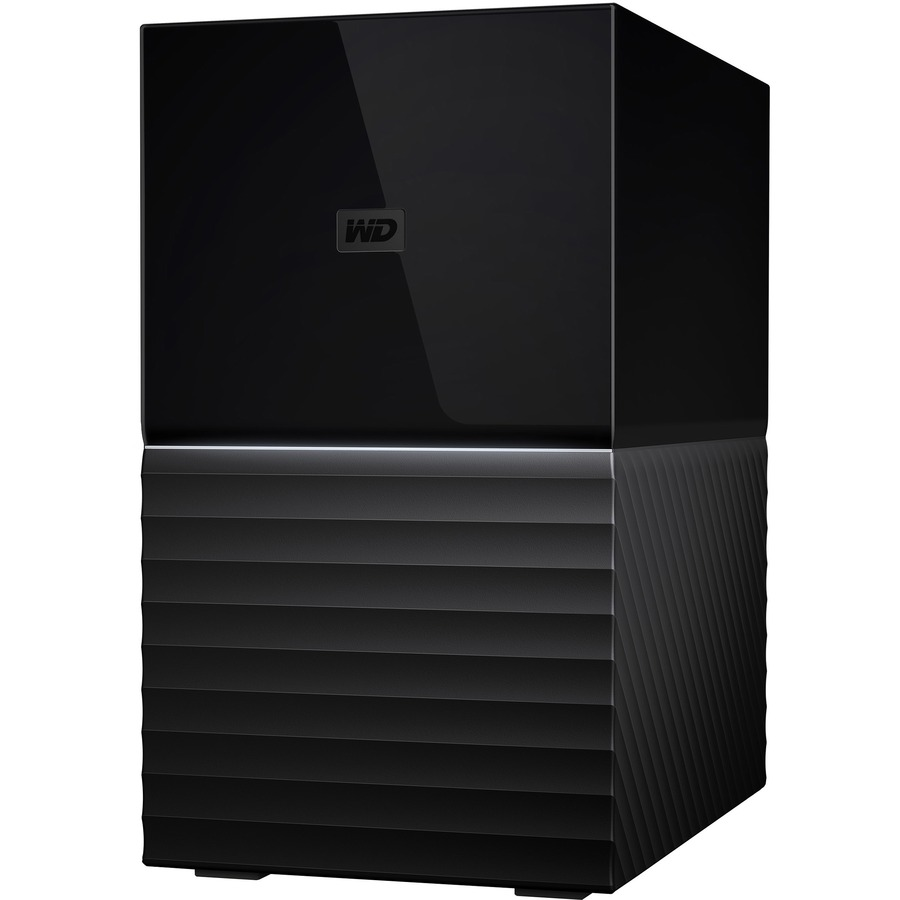 WD 12TB My Book Duo Desktop RAID External Hard Drive - USB 3.1