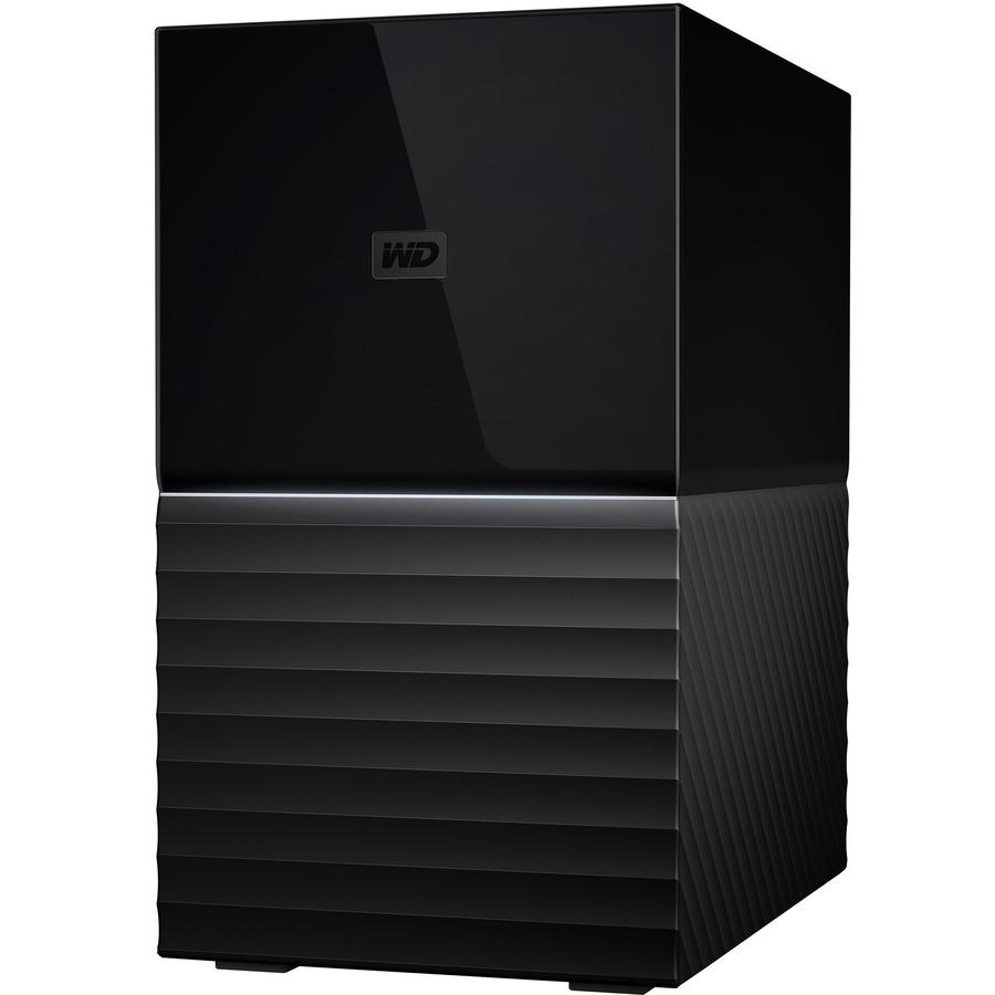 WD 16TB My Book Duo Desktop RAID External Hard Drive - USB 3.1