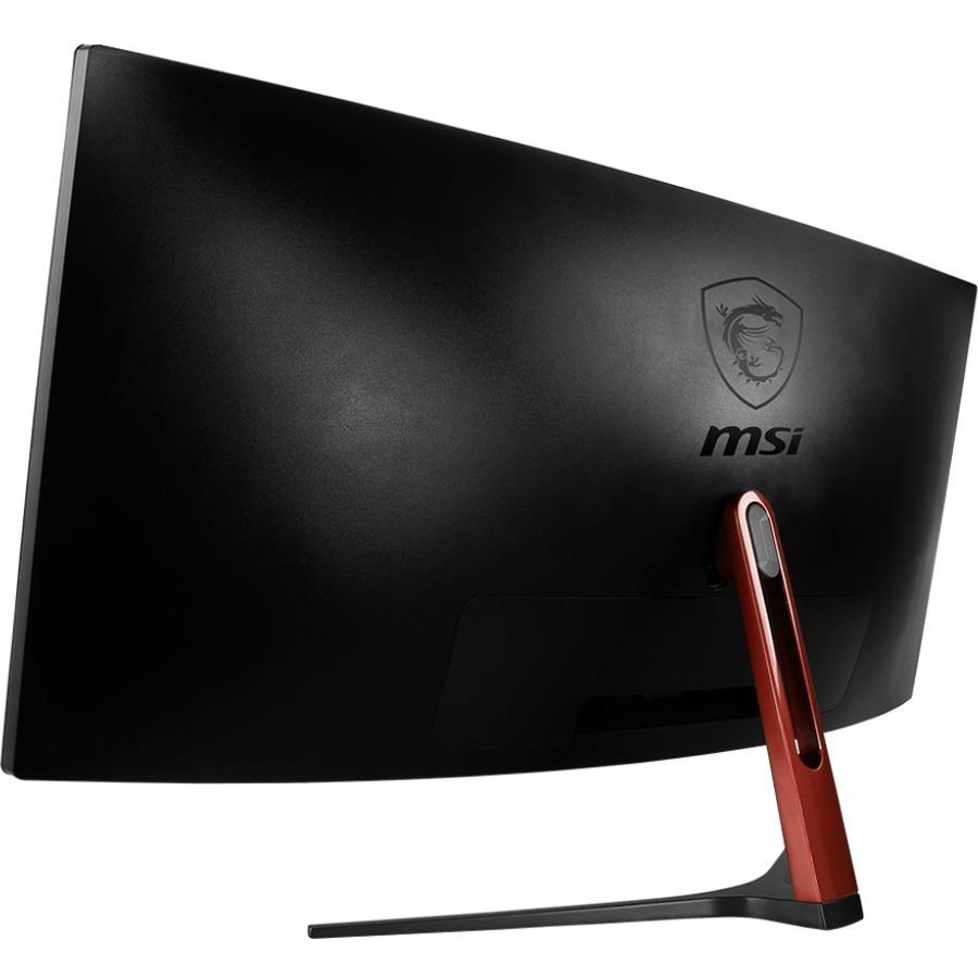 "MSI Optix MAG341CQ 34"" UW-QHD Curved Screen LED Gaming LCD Monitor - 21:9"