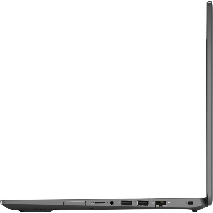 """Dell Latitude 3000 3510 15.6"""" Notebook - HD - 1366 x 768 - Intel Core i5 (10th Gen) i5-10210U Quad-core (4 Core) 1.60 GHz - 8 GB RAM - 256 GB SSD - Gray"""