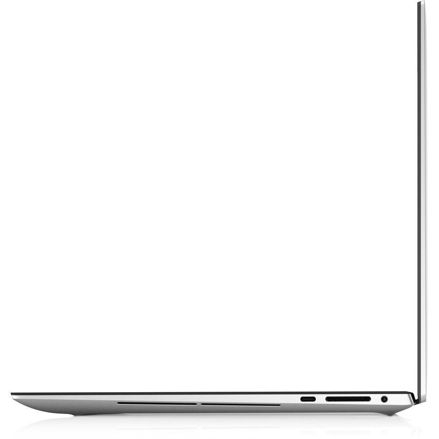 "Dell XPS 15 9500 15.6"" Notebook - Full HD Plus - 1920 x 1200 - Intel Core i5 (10th Gen) i5-10300H Quad-core (4 Core) - 8 GB RAM - 256 GB SSD - Platinum Silver, Carbon Fiber Black"