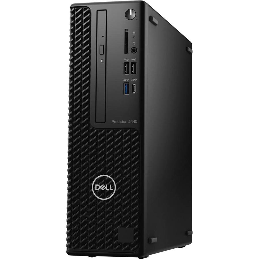 Dell Precision 3000 3440 Workstation - Intel Core i5 Hexa-core (6 Core) i5-10500 10th Gen 3.10 GHz - 8 GB DDR4 SDRAM RAM - 500 GB HDD - Small Form Factor