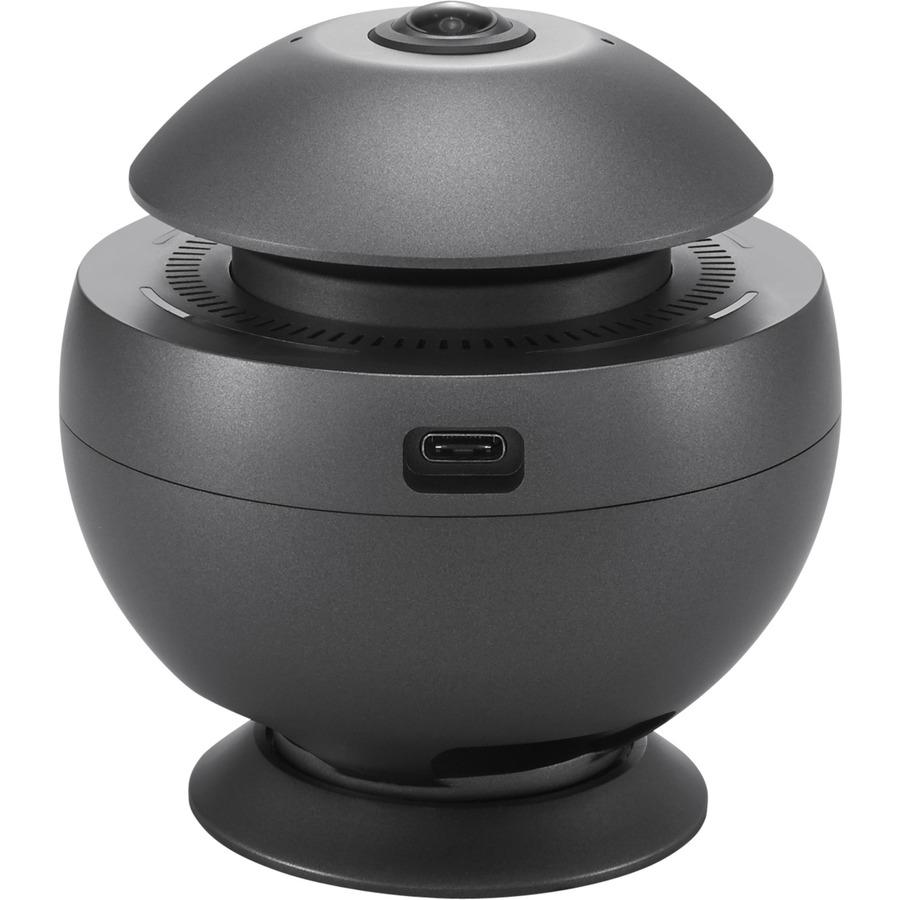 Lenovo Webcam - 30 fps - Gun Metal - USB 3.0 - 1 Pack(s)