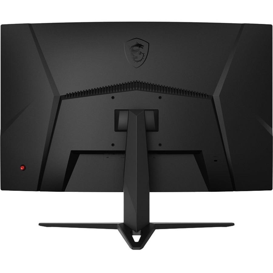 """MSI Optix G272C4 27"""" Full HD Curved Screen LED Gaming LCD Monitor - 16:9"""