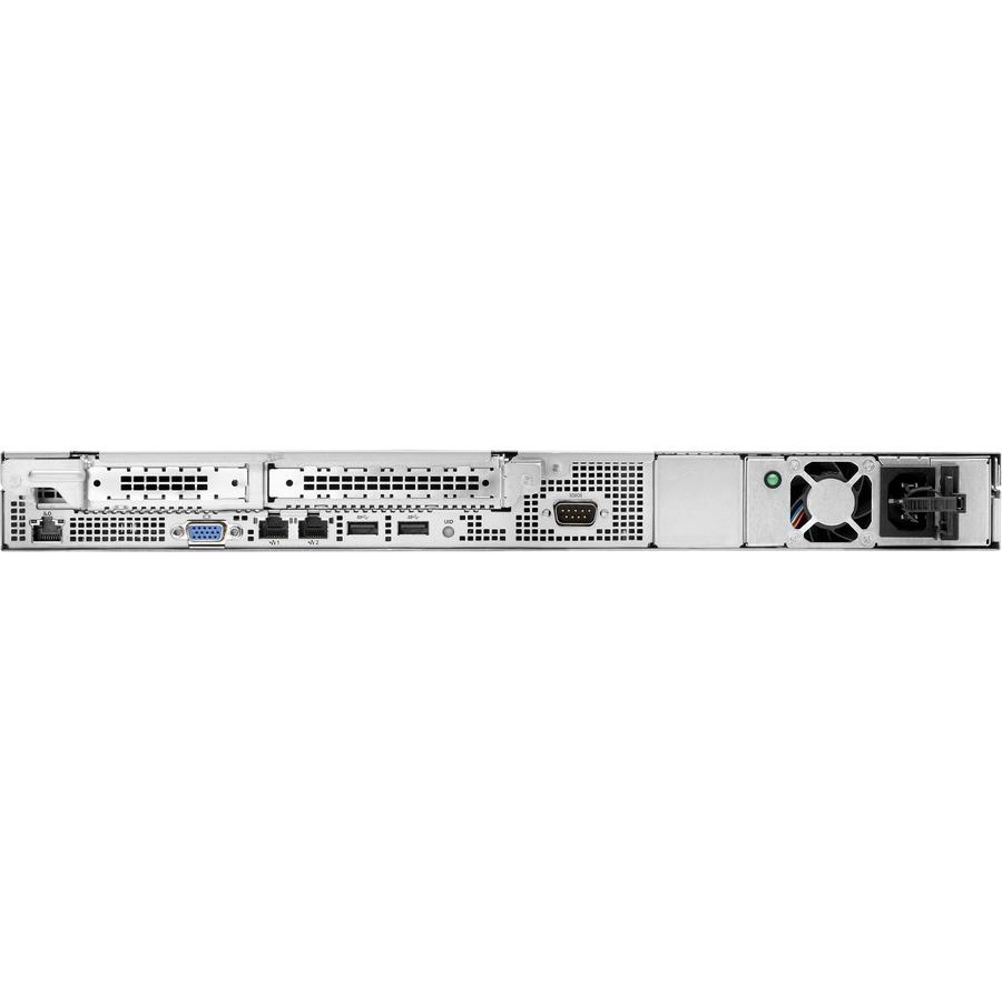 HPE ProLiant DL20 G10 1U Rack Server - 1 x Intel Xeon E-2224 3.40 GHz - 16 GB RAM - Serial ATA/600 Controller