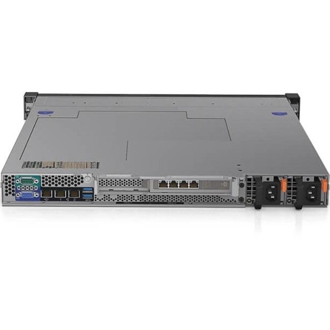 Lenovo ThinkSystem SR250 7Y51A050NA 1U Rack Server - 1 x Intel Xeon E-2288G 3.70 GHz - 8 GB RAM - Serial ATA/600 Controller
