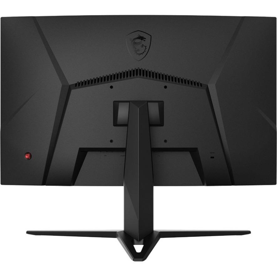 """MSI Optix G24C4 23.6"""" Full HD Curved Screen LED Gaming LCD Monitor - 16:9"""