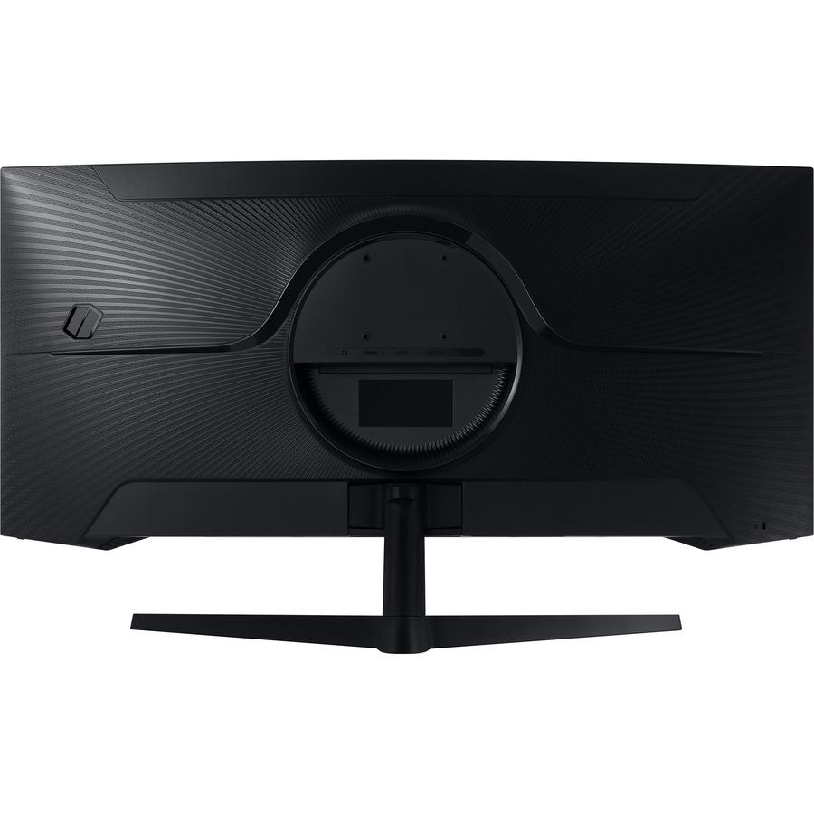"Samsung Odyssey G5 C32G55TQWN 32"" WQHD Curved Screen LED Gaming LCD Monitor - 16:9 - Black"