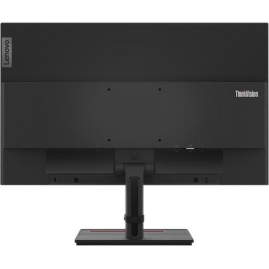 """Lenovo ThinkVision S24e-20 23.8"""" Full HD WLED LCD Monitor - 16:9 - Raven Black"""