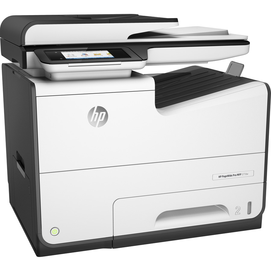 HP PageWide Pro 577dw Wireless Page Wide Array Multifunction Printer - Color