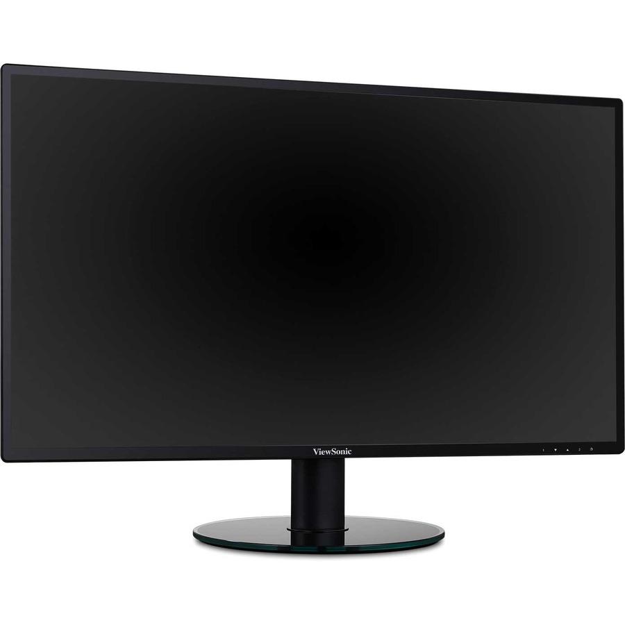"Viewsonic VA2719-2K-SMHD 27"" WQHD WLED LCD Monitor - 16:9 - Black"