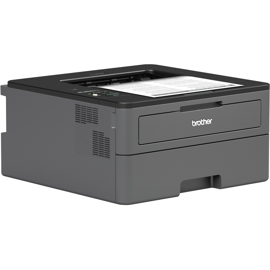 Brother HL-L2370DW Monochrome Compact Laser Printer with Wireless & Ethernet and Duplex Printing