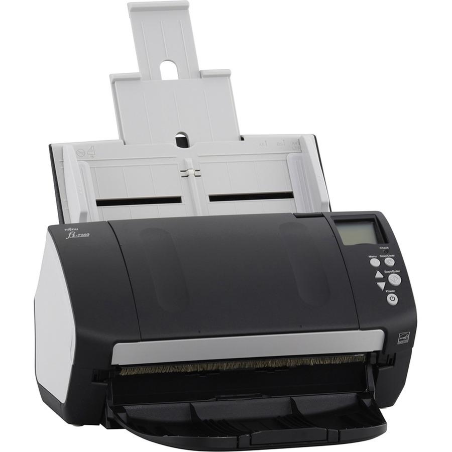 Fujitsu fi-7160 Professional Desktop Color Duplex Document Scanner with Auto Document Feeder (ADF)