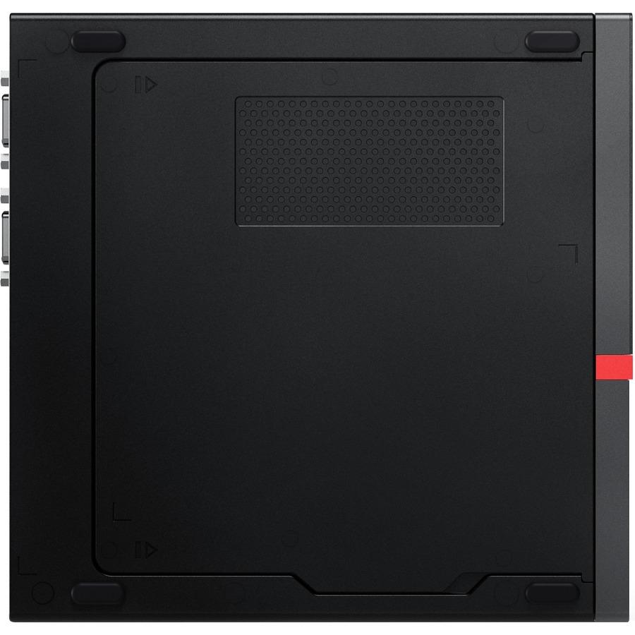 Lenovo ThinkCentre M920q 10RS0014US Desktop Computer - Intel Core i5 8th Gen i5-8500T 2.10 GHz - 8 GB RAM DDR4 SDRAM - 256 GB SSD - Tiny - Raven Black