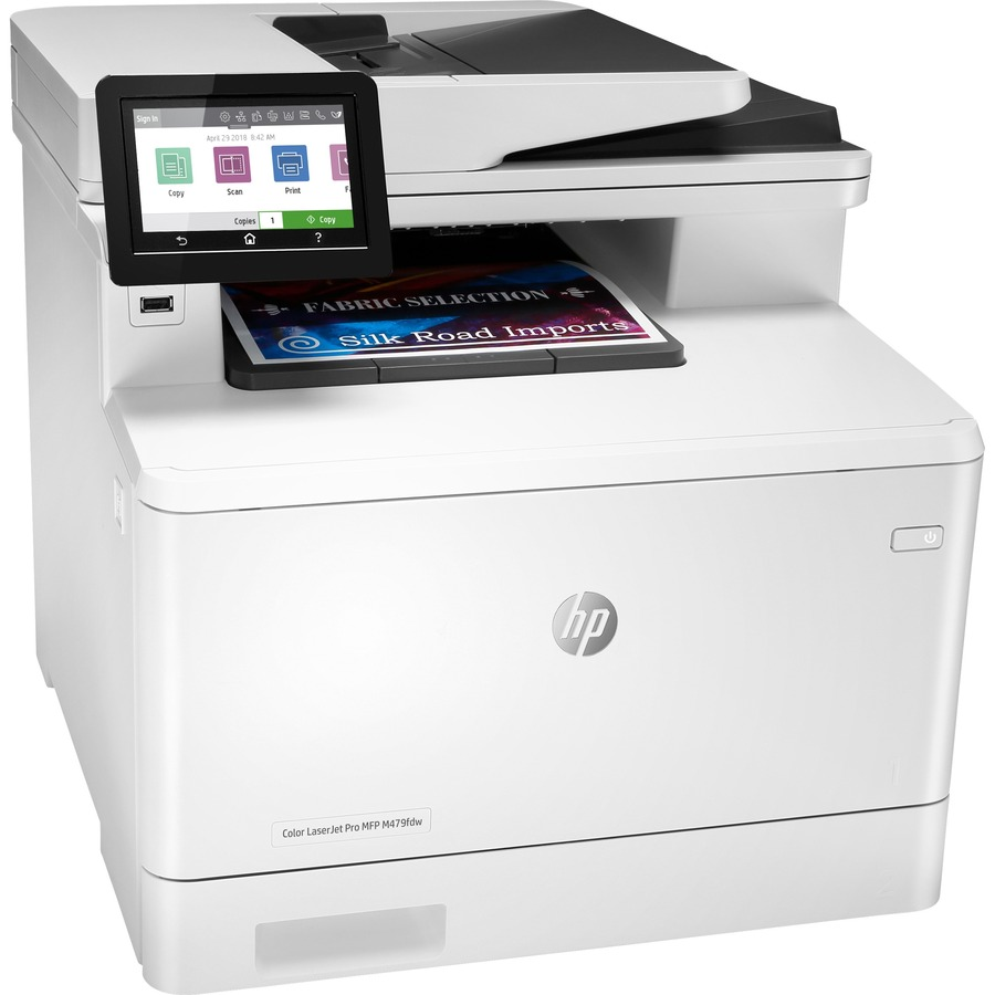 HP LaserJet Pro M479 M479fdw Wireless Laser Multifunction Printer - Color