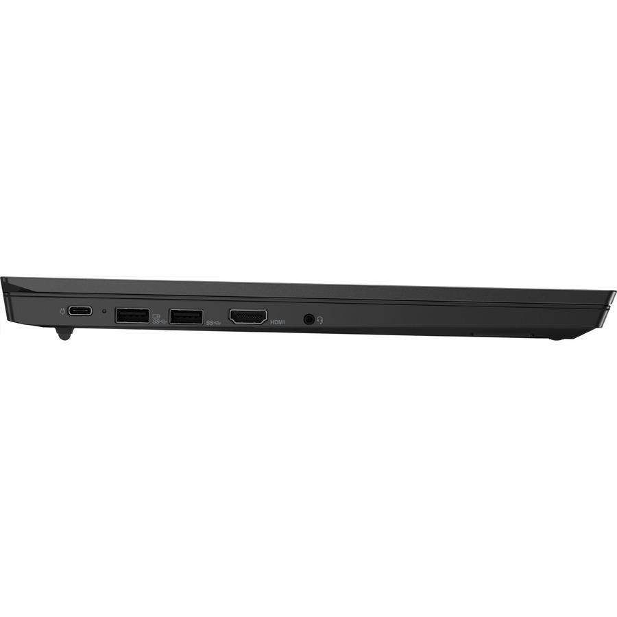 "Lenovo ThinkPad E15 20RD002RUS 15.6"" Notebook - 1920 x 1080 - Intel Core i7 (10th Gen) i7-10510U Quad-core (4 Core) 1.80 GHz - 8 GB RAM - 512 GB SSD - Black"