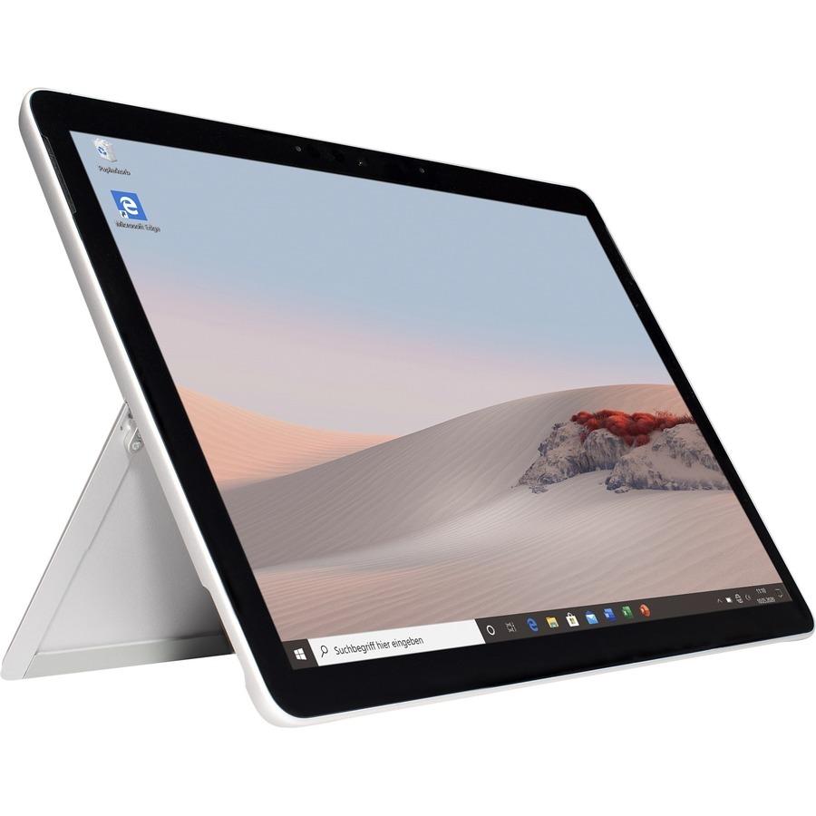"Microsoft Surface Go 2 Tablet - 10.5"" - Core M 8th Gen m3-8100Y 1.10 GHz - 4 GB RAM - 64 GB Storage - Windows 10 Pro - Silver"