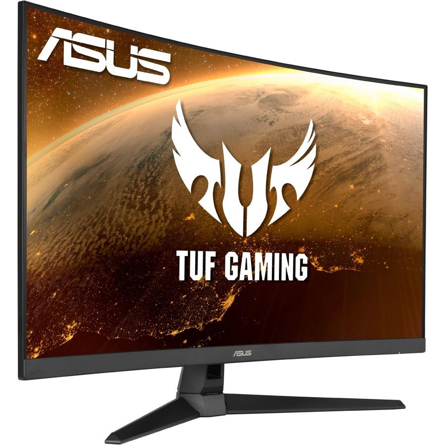 """TUF VG32VQ1B 31.5"""" WQHD Curved Screen LED Gaming LCD Monitor - 16:9 - Black"""