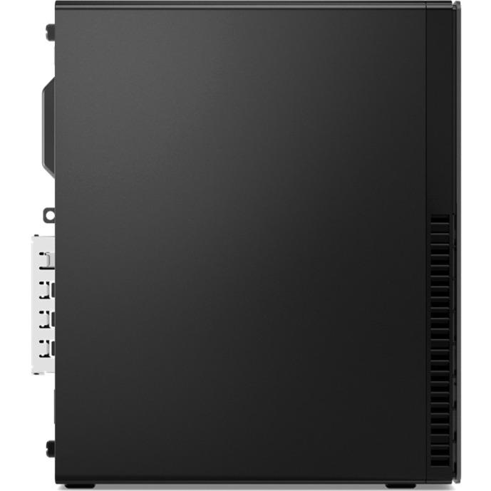 Lenovo ThinkCentre M70s 11DC0036US Desktop Computer - Intel Core i5 10th Gen i5-10400 Hexa-core (6 Core) 2.90 GHz - 16 GB RAM DDR4 SDRAM - 256 GB SSD - Small Form Factor - Black