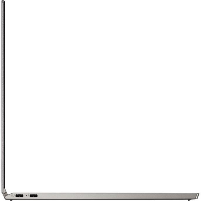 "Lenovo ThinkPad X1 Titanium Yoga Gen 1 20QA000QCA 13.5"" Touchscreen 2 in 1 Notebook - Intel Core i7 i7-1180G7 Quad-core (4 Core) 2.20 GHz - 16 GB RAM - 512 GB SSD - Titanium"