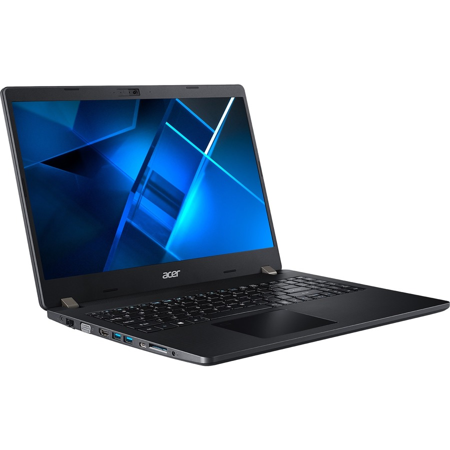 "Acer TravelMate P2 P215-53 TMP215-53-79K2 15.6"" Notebook - Full HD - 1920 x 1080 - Intel Core i7 11th Gen i7-1165G7 Quad-core (4 Core) 2.80 GHz - 16 GB RAM - 512 GB SSD"