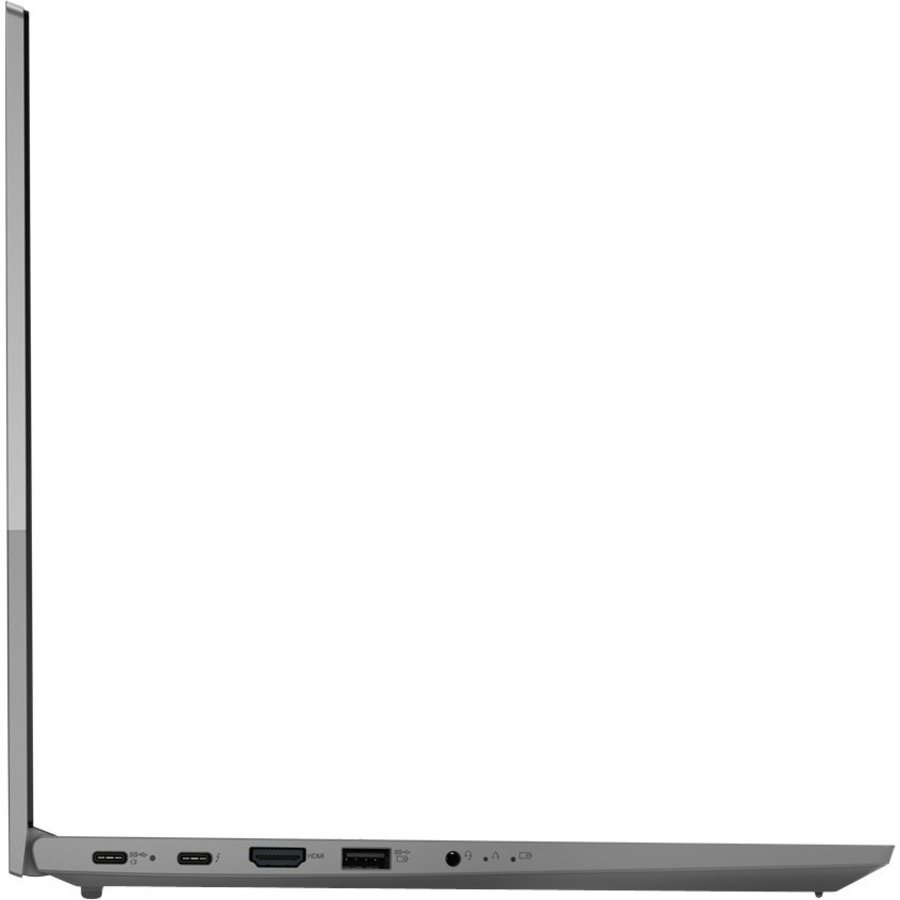 "Lenovo ThinkBook 15 G2 ARE 20VG00CVUS 15.6"" Touchscreen Notebook - Full HD - 1920 x 1080 - AMD Ryzen 5 4500U Hexa-core (6 Core) 2.30 GHz - 16 GB RAM - 512 GB SSD - Mineral Gray"