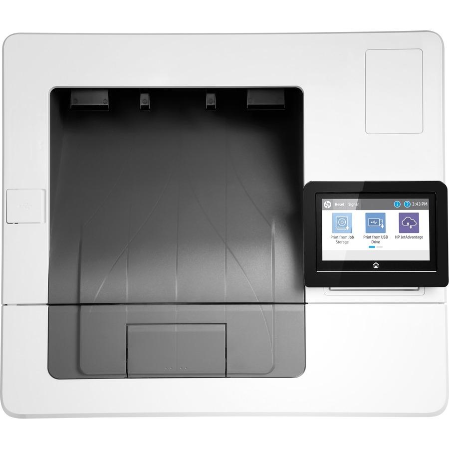 HP LaserJet Enterprise M507 M507dng Desktop Laser Printer - Monochrome