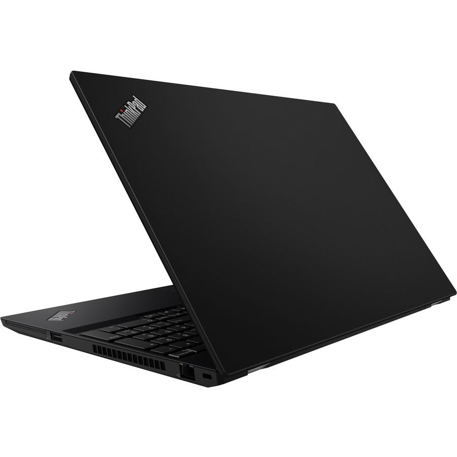 "Lenovo ThinkPad P53s 20N60043US 15.6"" Mobile Workstation - 1920 x 1080 - Intel Core i5 (8th Gen) i5-8365U Quad-core (4 Core) 1.60 GHz - 8 GB RAM - 256 GB SSD - Glossy Black"