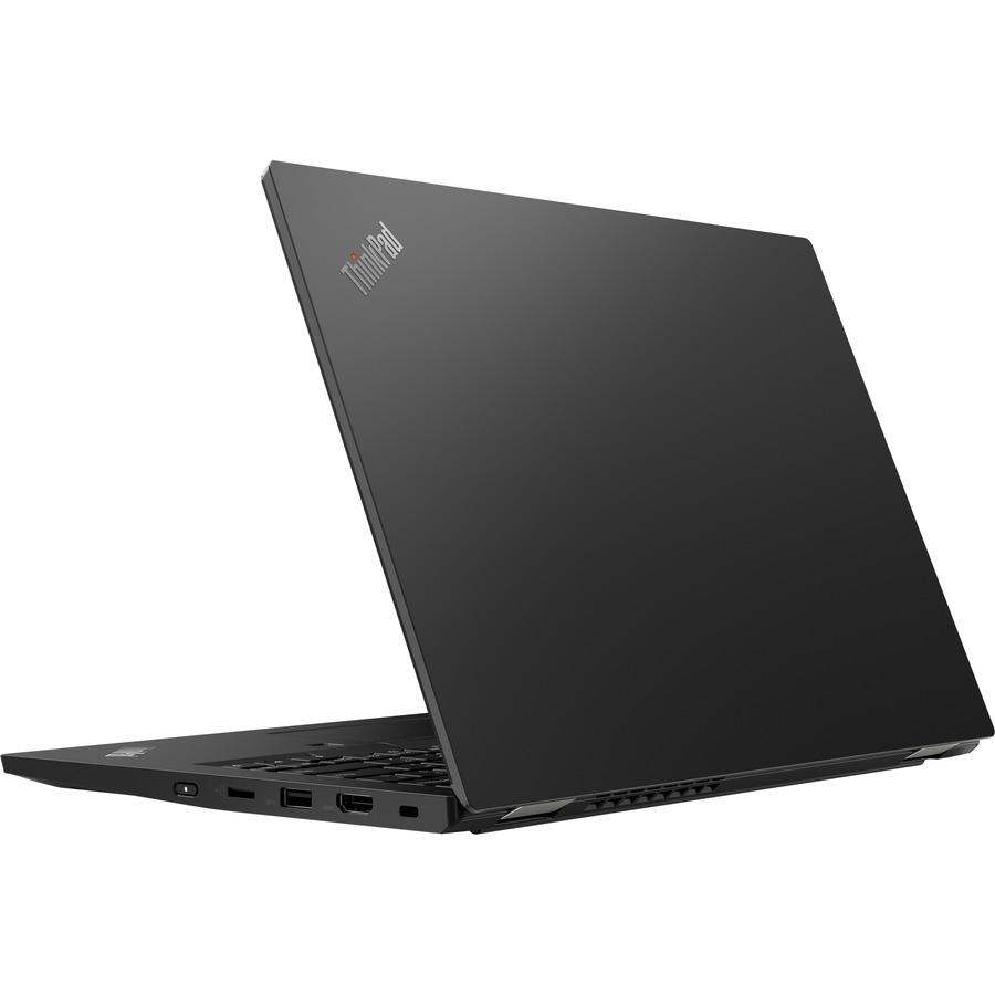 "Lenovo ThinkPad L13 Yoga 20R5000MUS 13.3"" Touchscreen 2 in 1 Notebook - 1920 x 1080 - Intel Core i3 10th Gen i3-10110U Dual-core (2 Core) 2.10 GHz - 4 GB RAM - 128 GB SSD - Glossy Black"