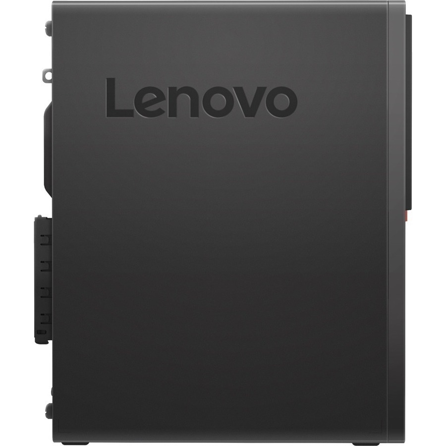 Lenovo ThinkCentre M720s 10ST008LUS Desktop Computer - Intel Core i5 9th Gen i5-9400 2.90 GHz - 16 GB RAM DDR4 SDRAM - 256 GB SSD - Small Form Factor - Black