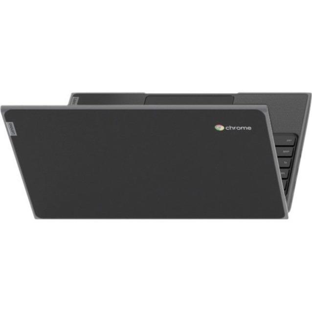 "Lenovo 100e Chromebook 2nd Gen 82CD0004CF 11.6"" Chromebook - HD - 1366 x 768 - AMD A-Series A4-9120C Dual-core (2 Core) 1.60 GHz - 4 GB RAM - 32 GB Flash Memory - Black, Gray"